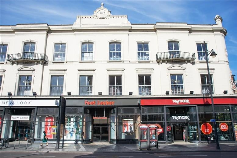 241 - 251 Ferndale Road Office Space