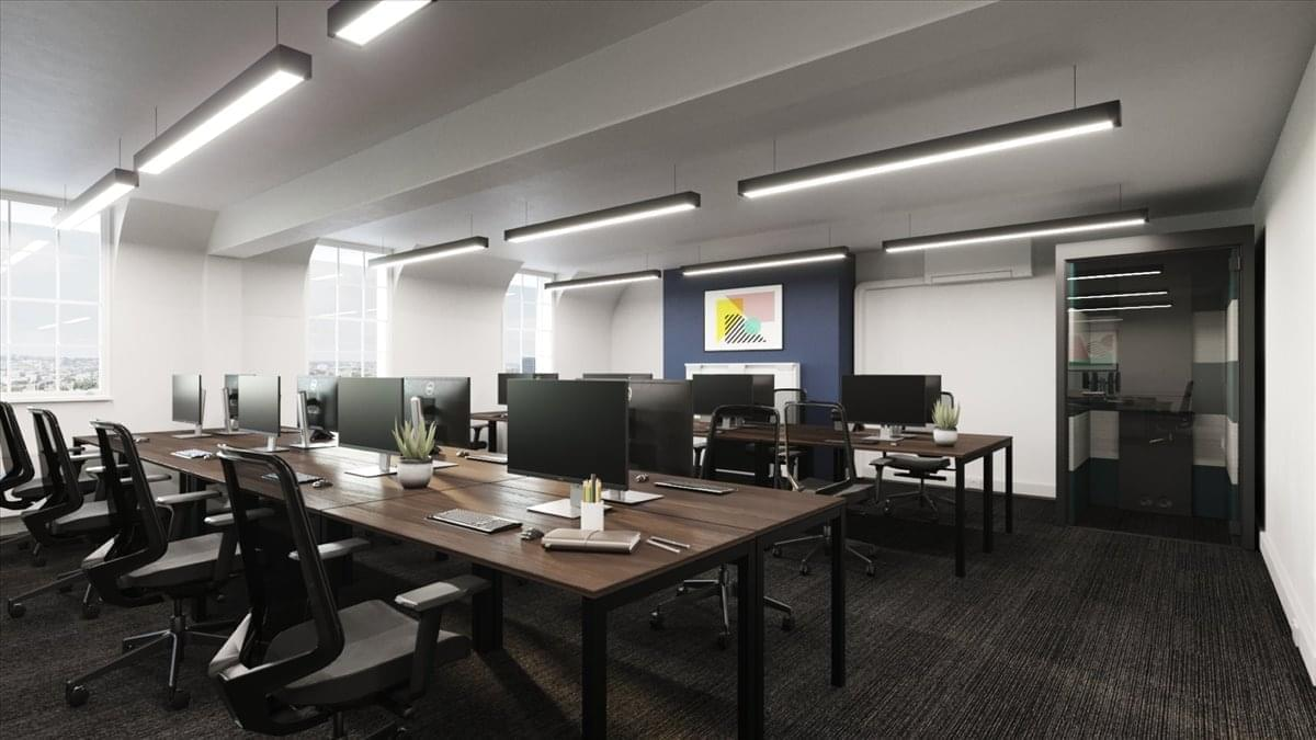 66 Grosvenor Street Office Space