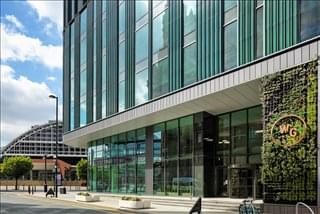 24 Mount Street Office Space - M2 3NN