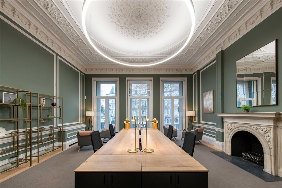 22 Grosvenor Gardens Office Space