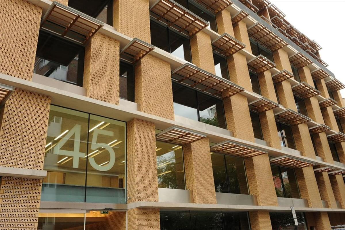 45 Gee Street Office Space