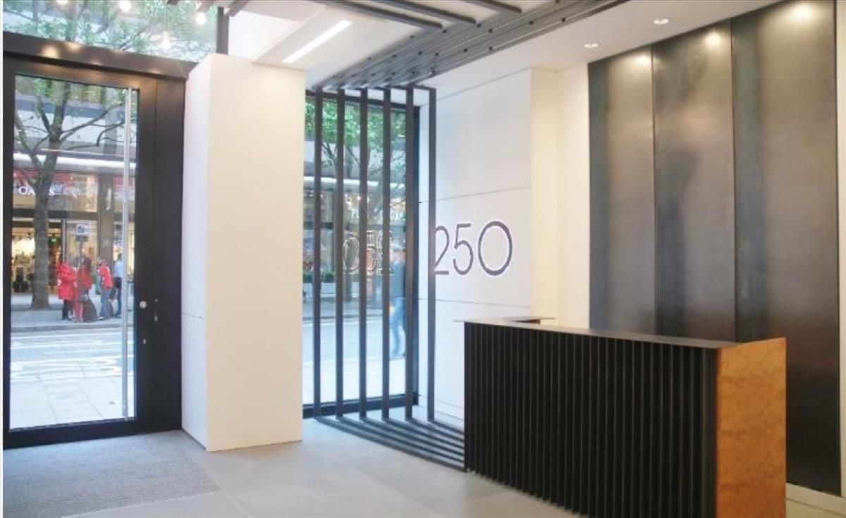 248-250 Tottenham Court Road Office Space