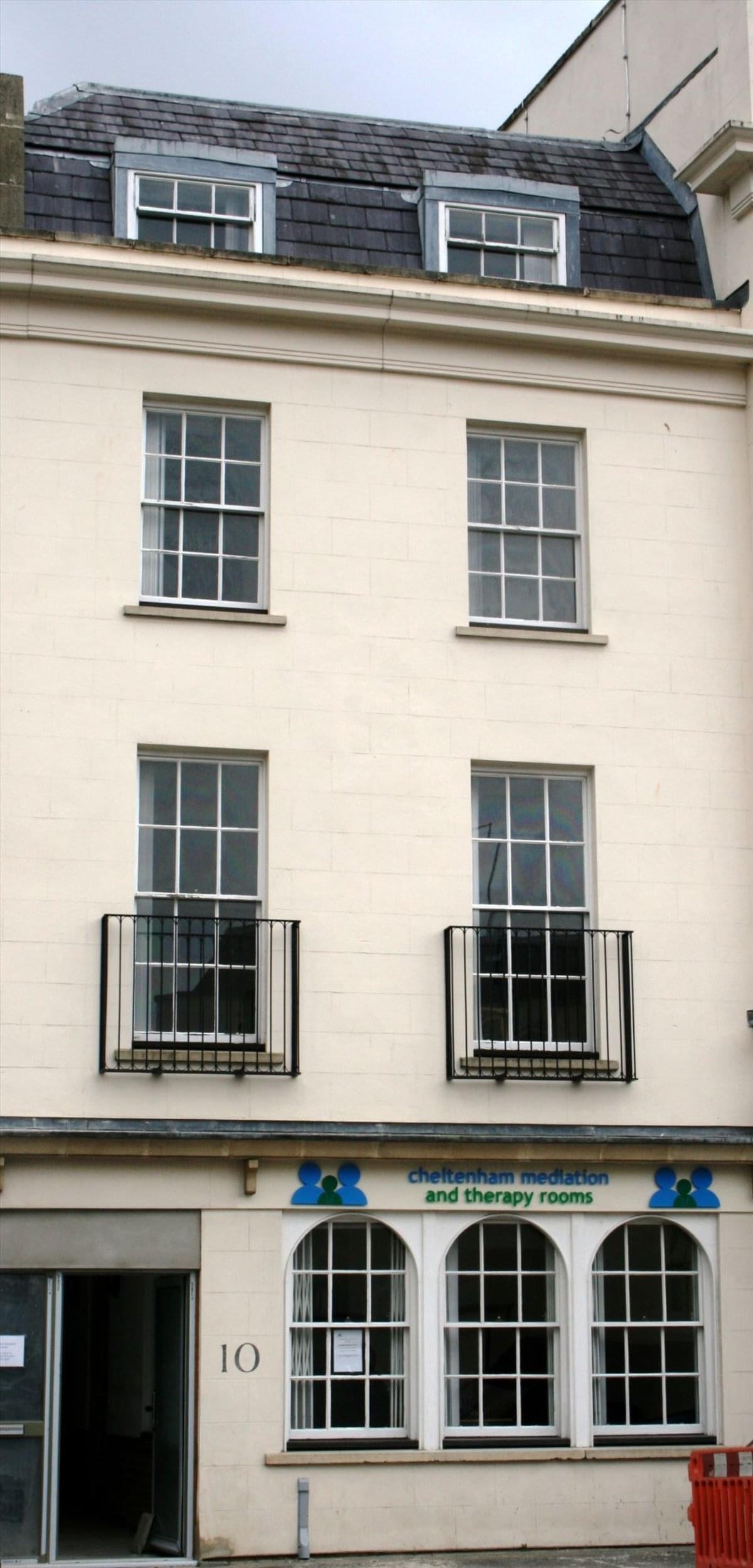 10 Bath Street Office Space