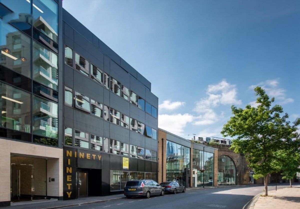 90 Great Suffolk Street Office Space