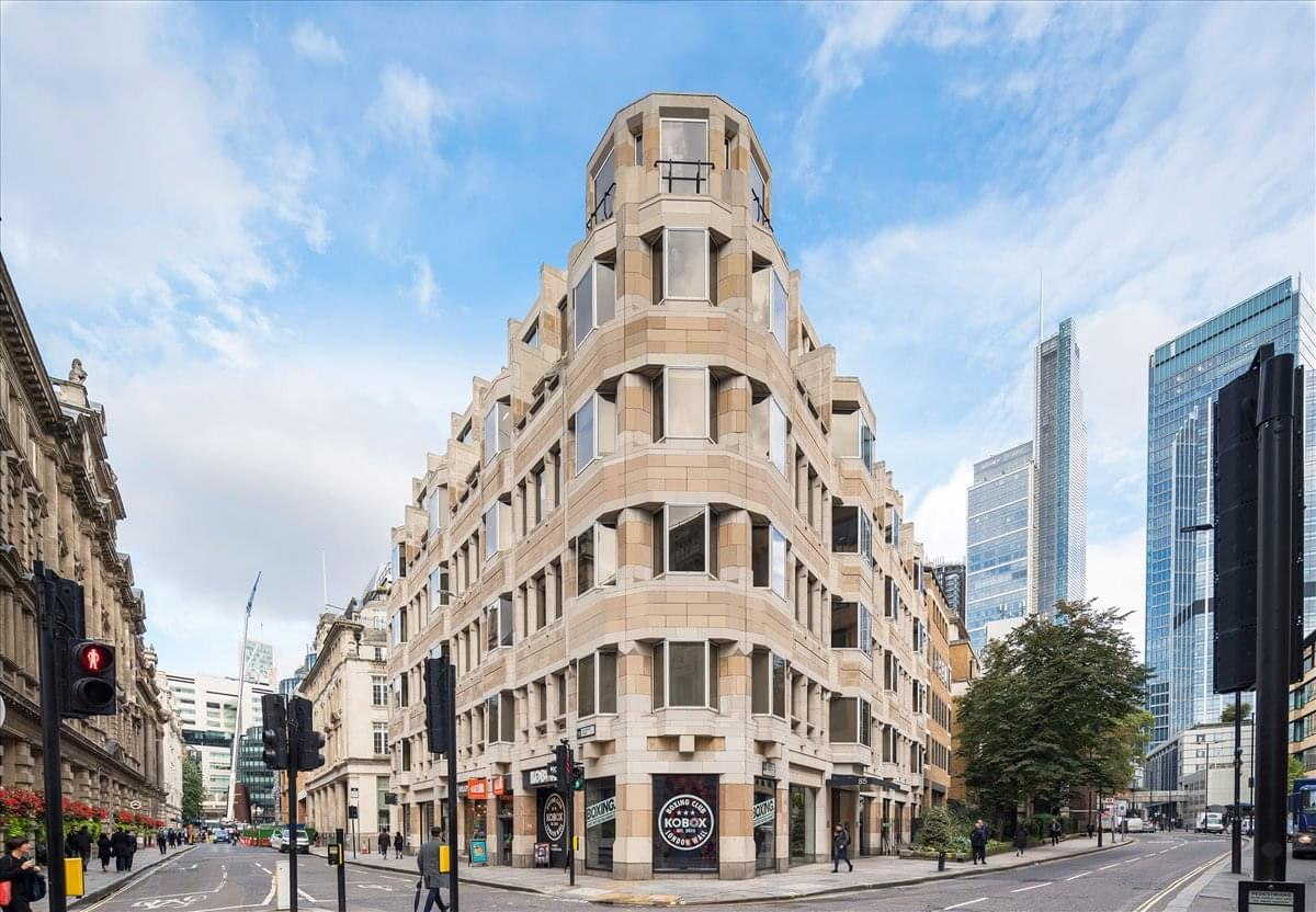 85 London Wall Office Space