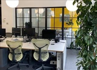 58 St John Square Office Space - EC1V 4JG