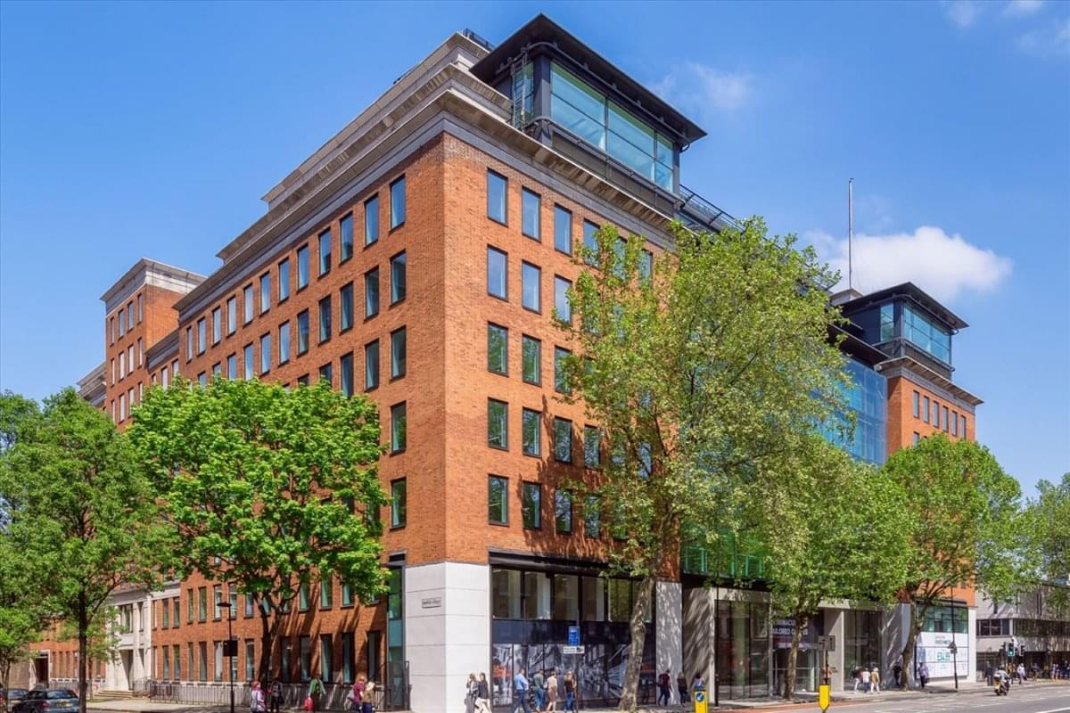 84 Theobald's Road Office Space