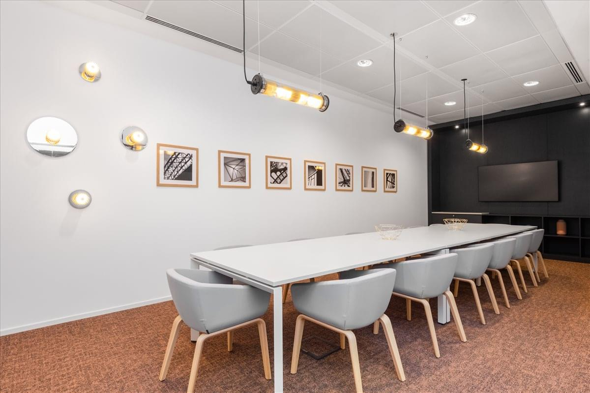 Alpheus Building Office Space