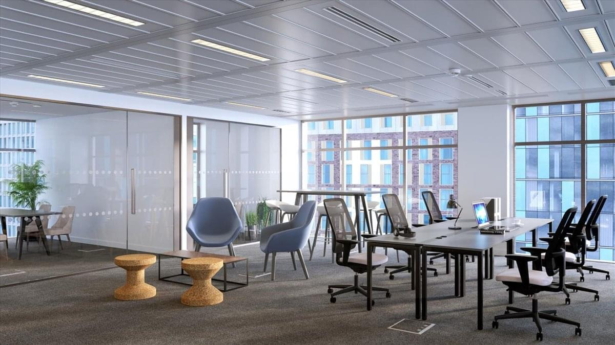 5 Fleet Place Office Space
