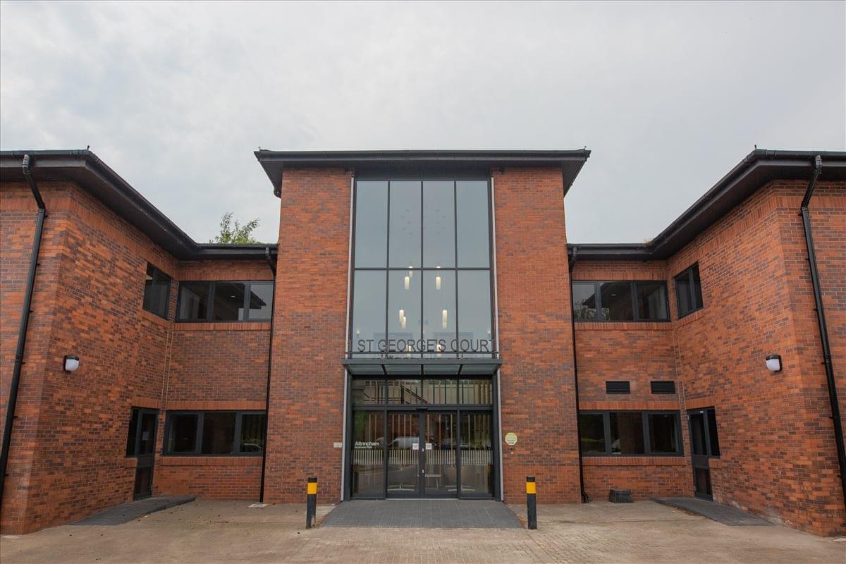 Altrincham Business Park Office Space