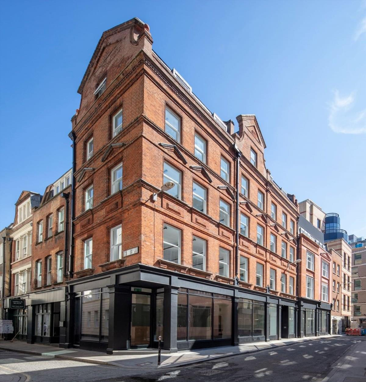 11 Cursitor Street Office Space