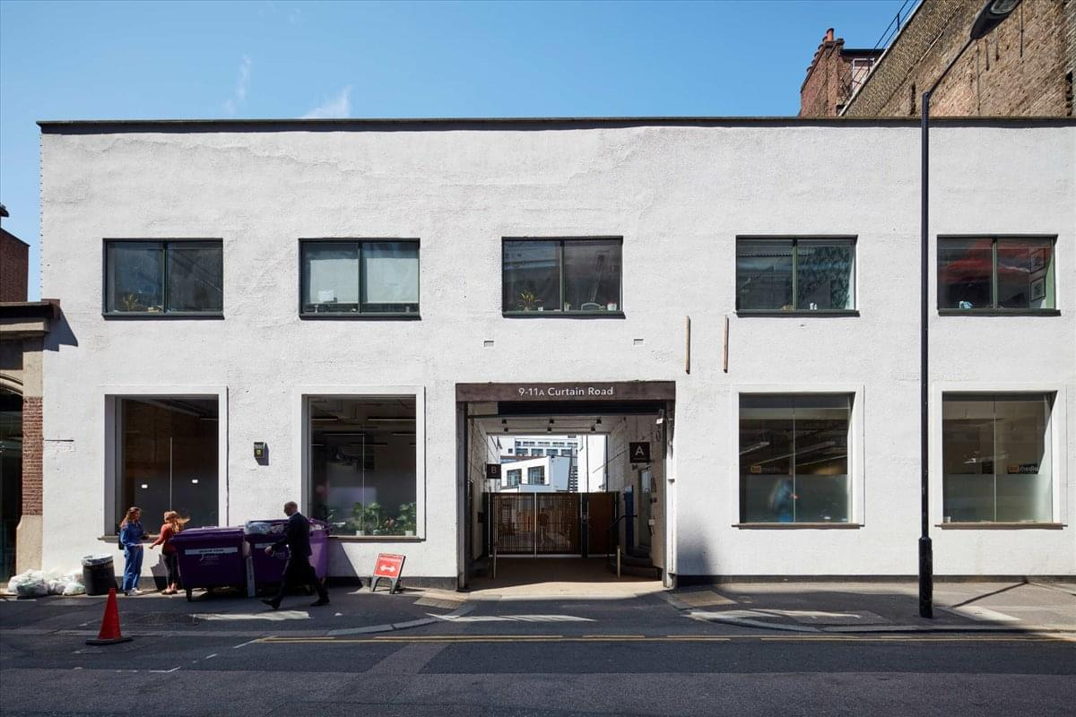 11A Curtain Road Office Space