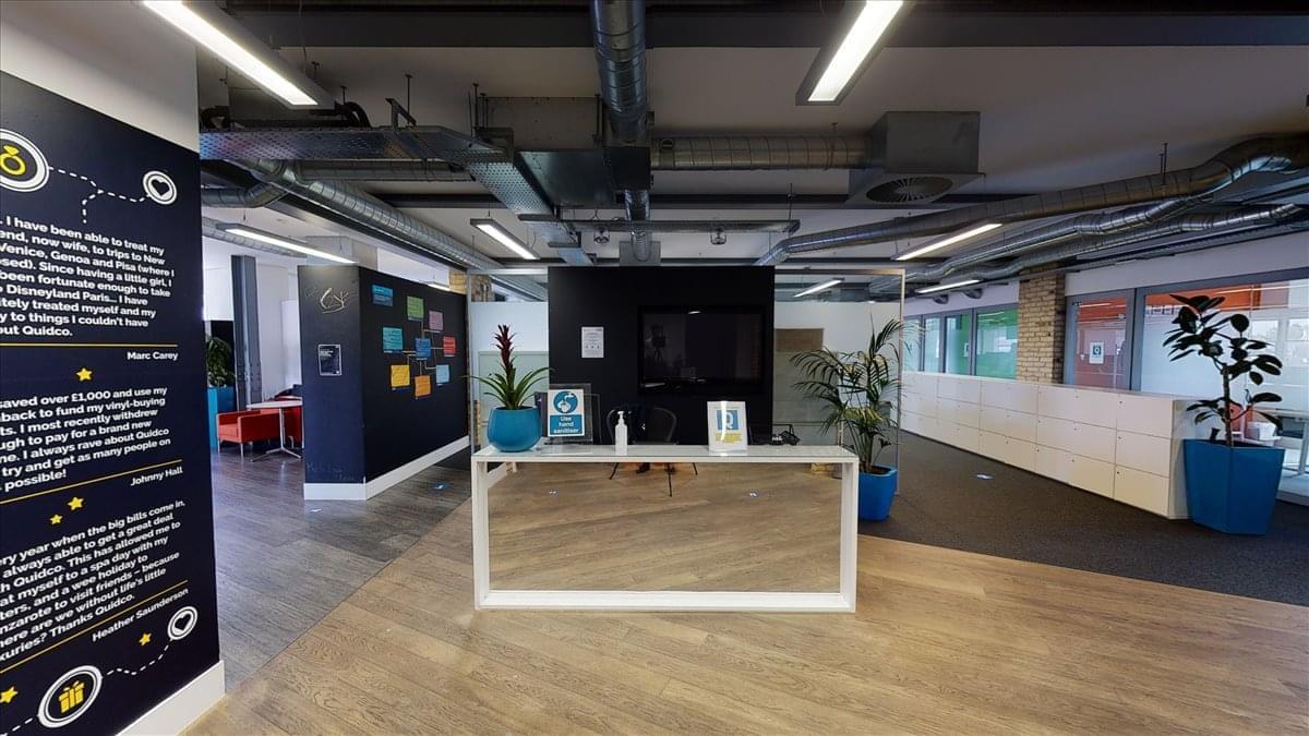 80 Great Eastern Street Office Space