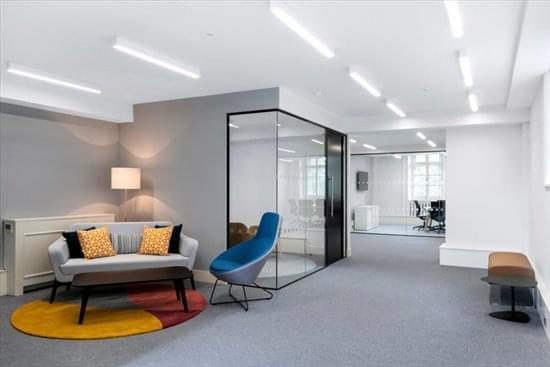 20 Grosvenor Place Office Space