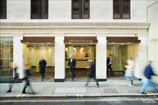 Becket House Office Space - EC2R 8DD