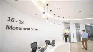 16 - 18 Monument Street Office Space - EC3R 8AJ
