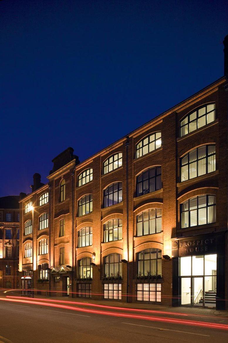 Prospect House,32 Sovereign Street