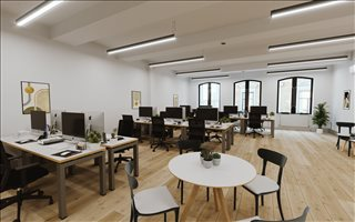 40-42 Parker Street Office Space - WC2B 5PQ