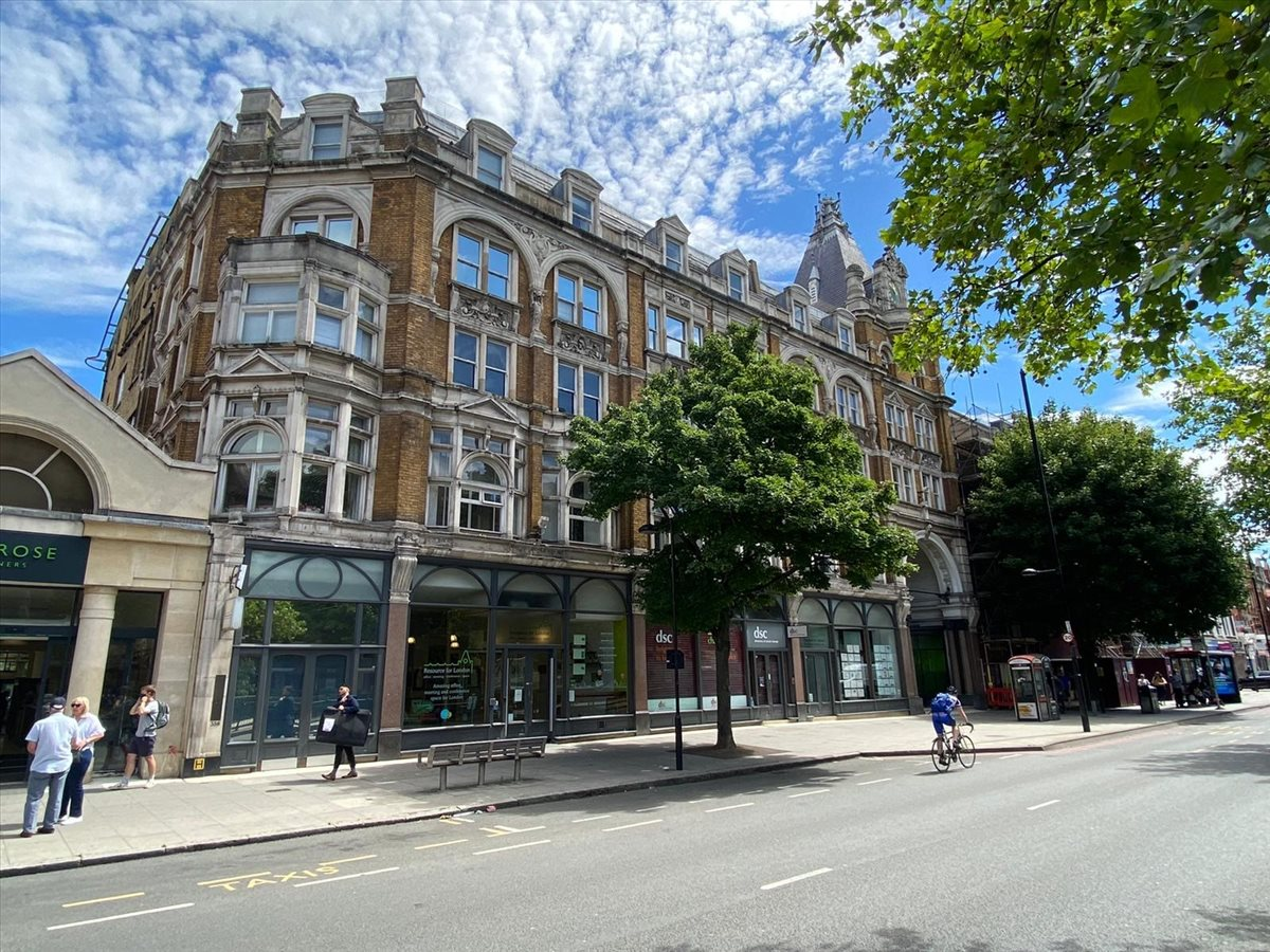 356 Holloway Road Office Space