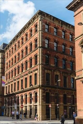 101 Princess Street Office Space - M1 6DD