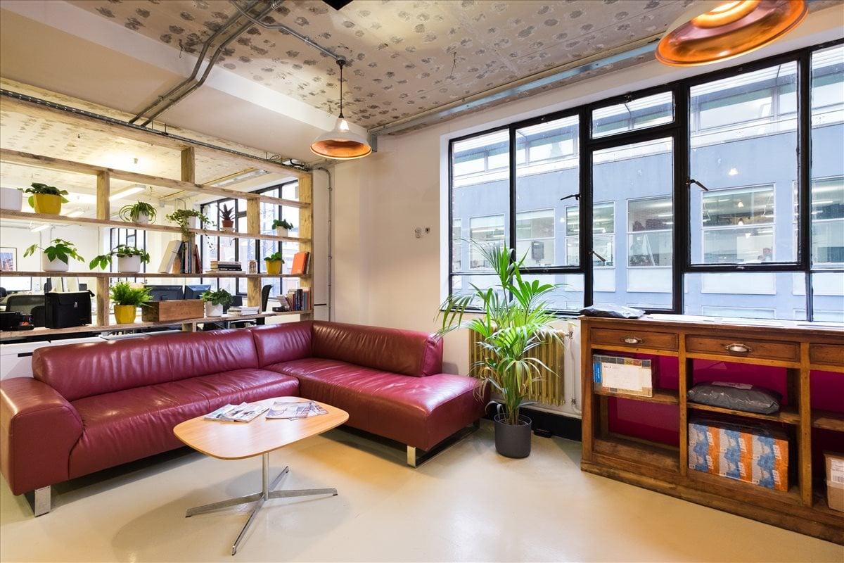 6-8 Bonhill Street Office Space