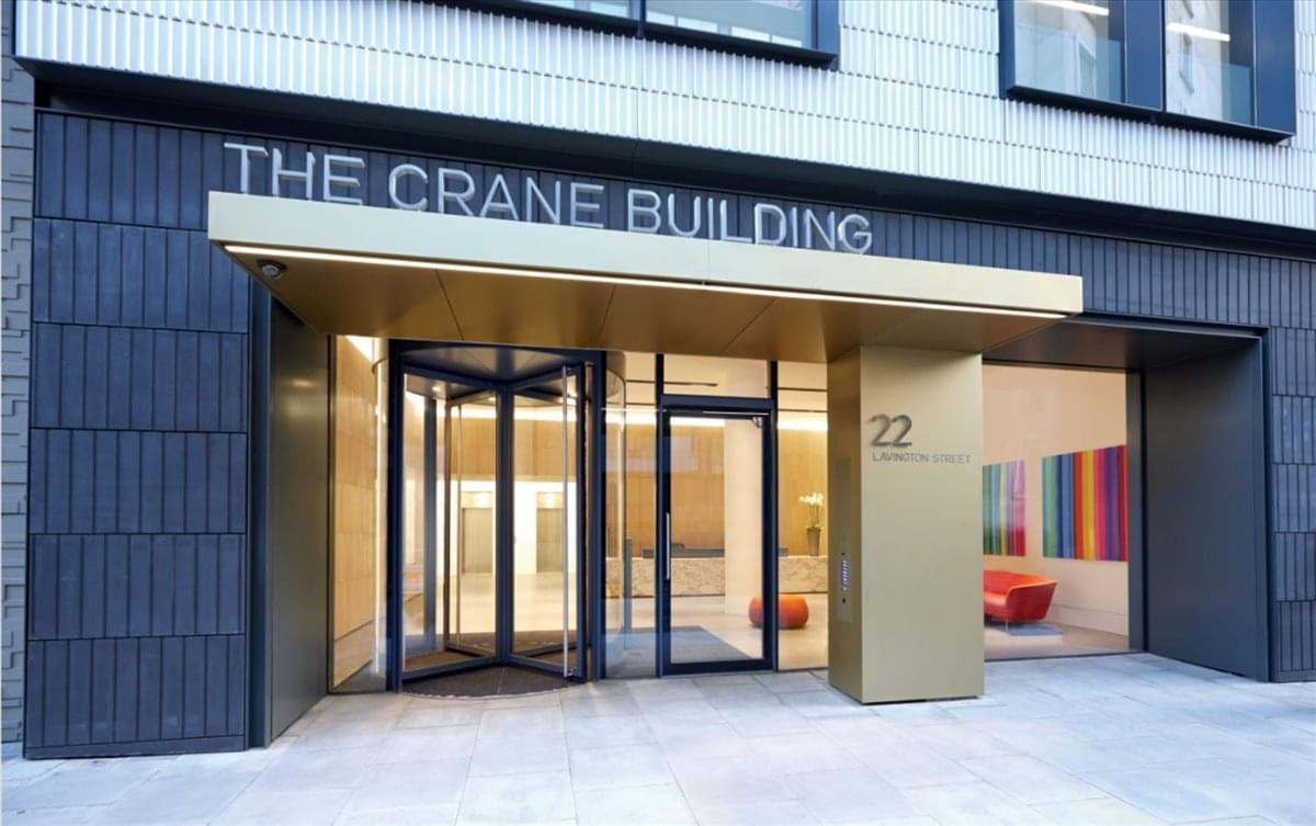 Crane Building Office Space
