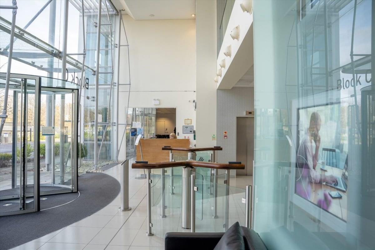 Farnborough Block C Office Space