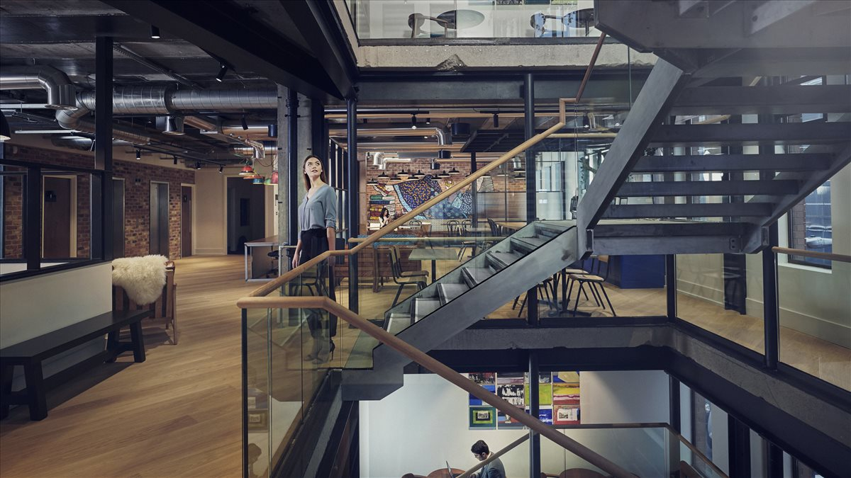 50-52 Chancery Lane Office Space