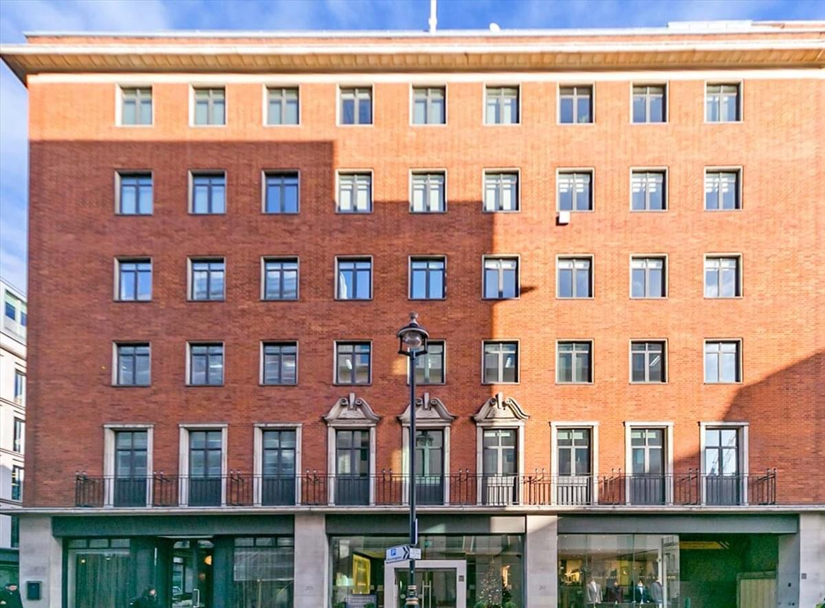 20 Savile Row Office Space