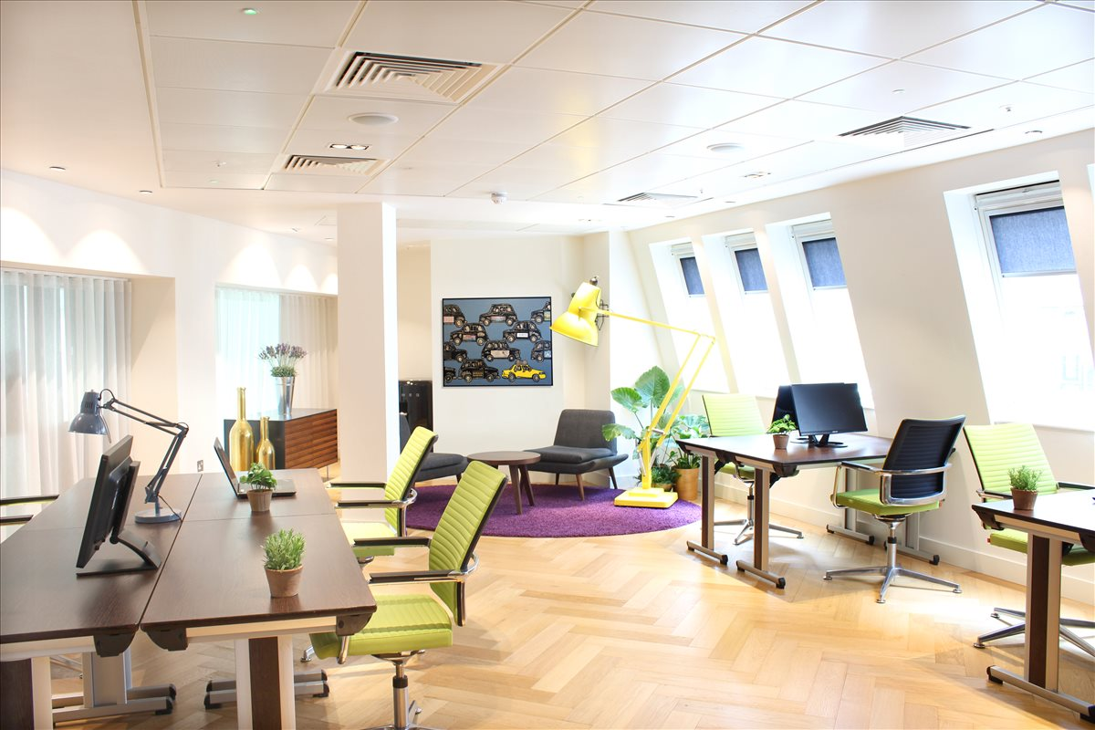 8 Fenchurch Place Office Space