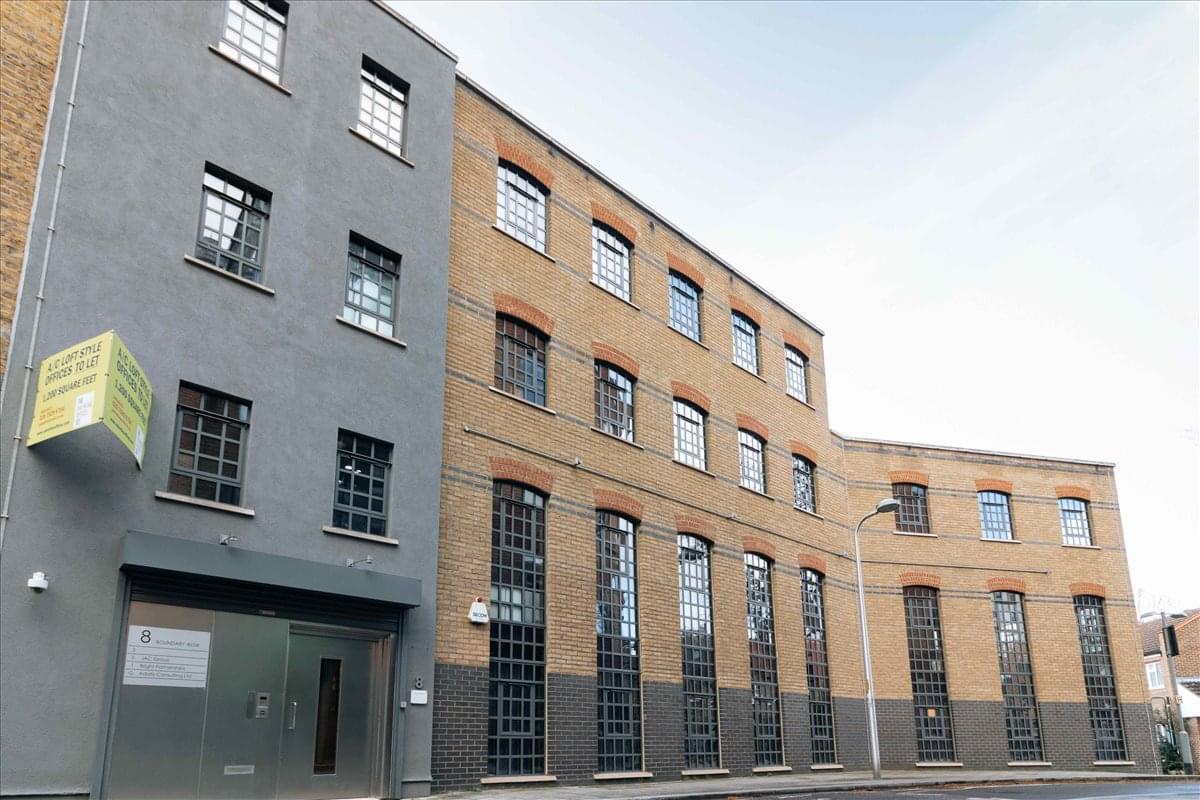 8 Boundary Row Office Space