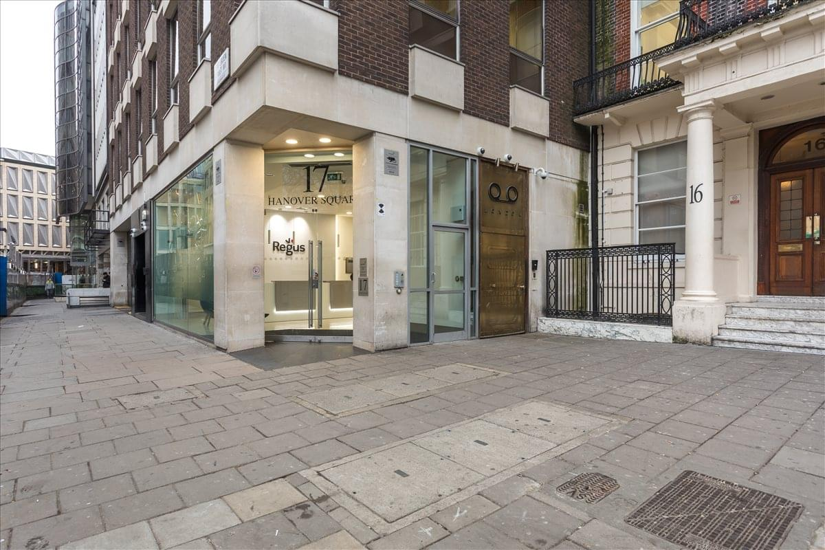 17 Hanover Square Office Space