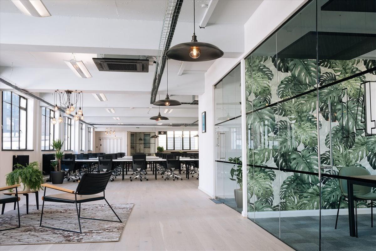 32-38 Scrutton Street Office Space