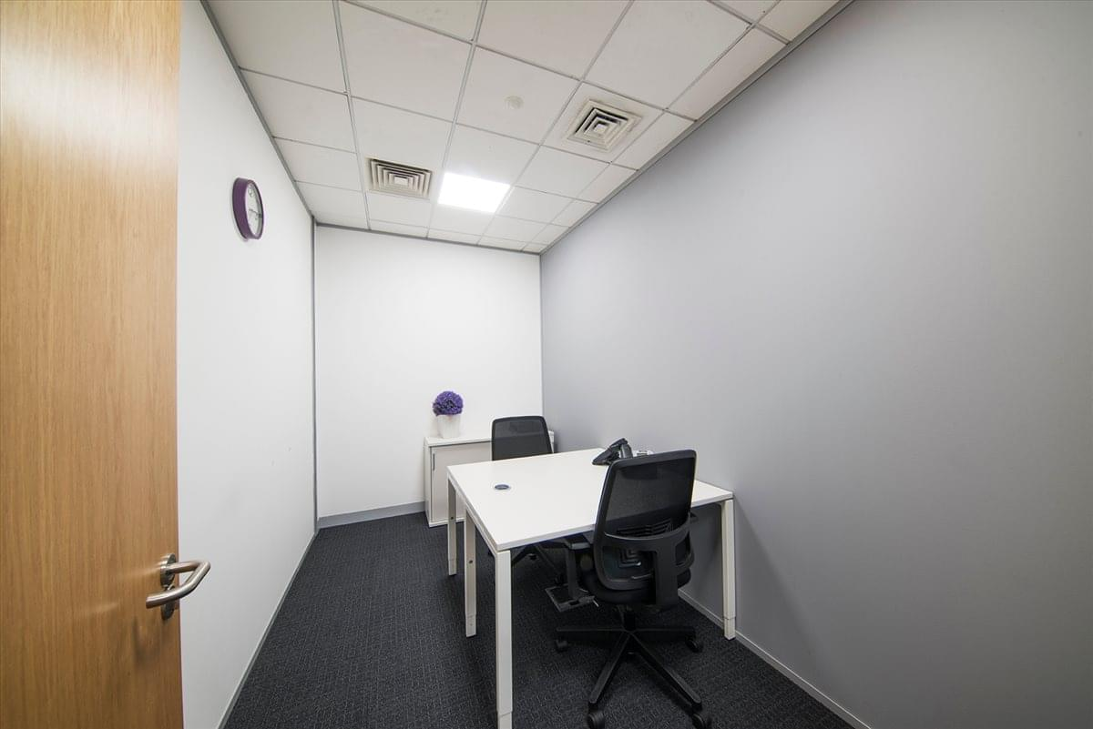 1 Farnham Road Office Space