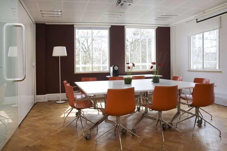 300 High Holborn Office Space